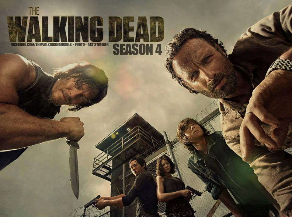 Walking Dead rises to record ratings!