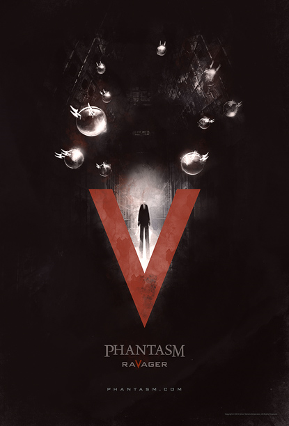 Fear the Sphere! Phantasm 5 is coming!