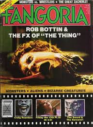 Fangoria #21 The Thing