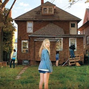 It Follows - house