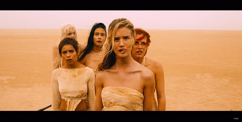 Mad Max girls
