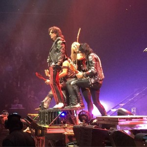 Alice Cooper and band - Barclays