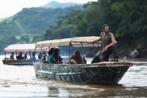 Green Inferno - river
