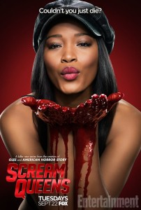 Scream Queens-Keke
