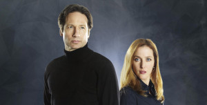 The-X-Files Mulder & Scully