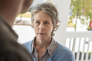 Melissa McBride as Carol Peletier - The Walking Dead _ Season 5, Episode 14 - Photo Credit: Gene Page/AMC