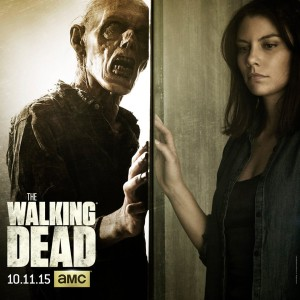 WD - Maggie and zombie