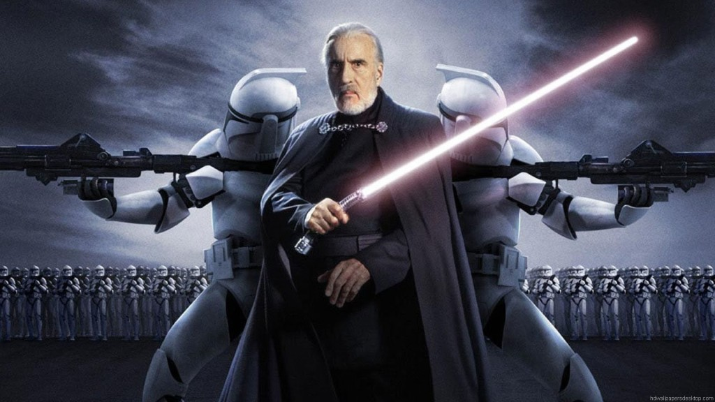 Attack of the Clones - Dooku