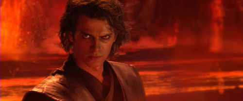 Revenge of the Sith - Anakin