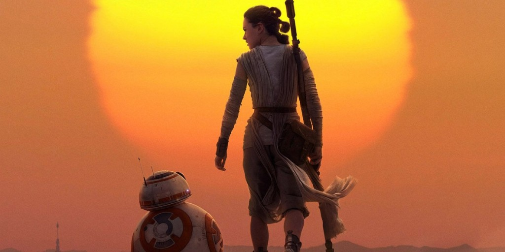 Star-Wars-The-Force-Awakens-Rey-BB-8-Sunset