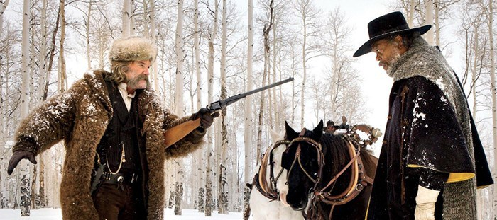 Hateful Eight - Russell and Jackson