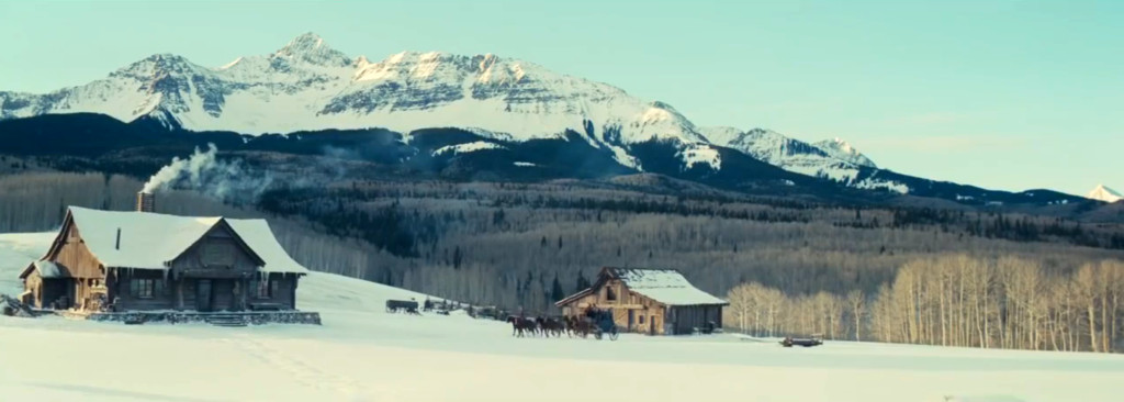 Hateful Eight vista