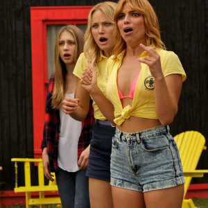 Final Girls - aghast