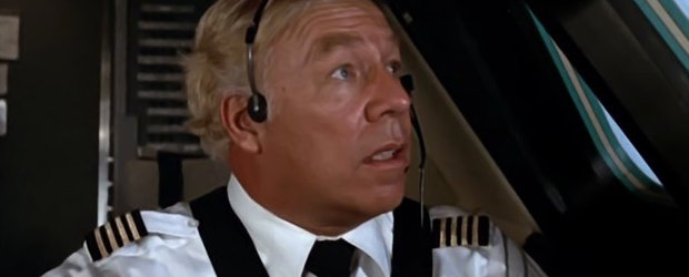 George Kennedy - Concorde Airport '79