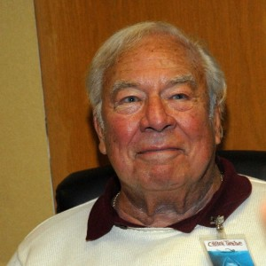 George Kennedy at Chiller 2008