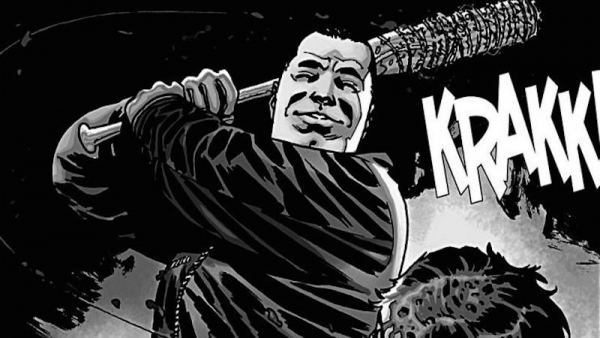 WD - Negan (comics)
