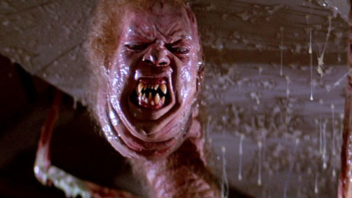 The Thing - Norris head (Scream)