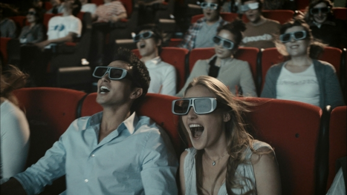 4DX - audience