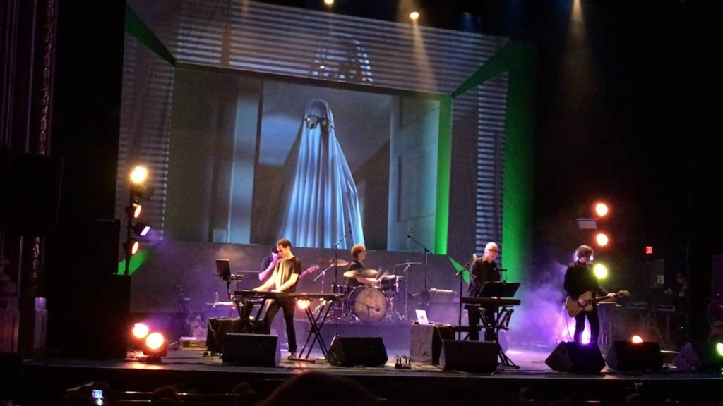 John Carpenter live - Halloween in Dallas