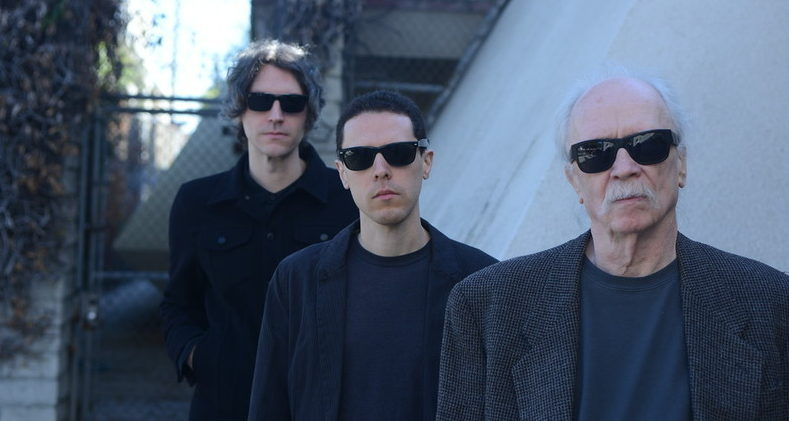 John Carpenter trio