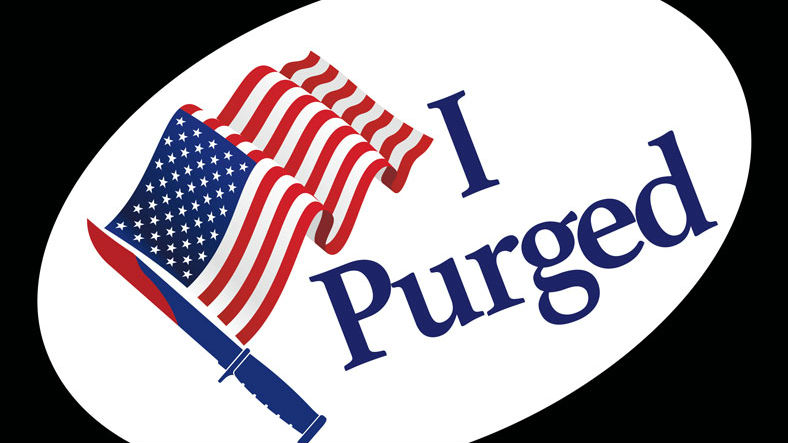 Purge Election Year - I Purged