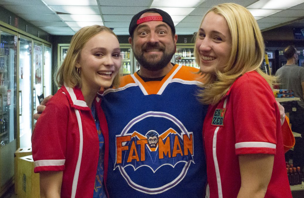 Yoga Hosers - Kevin and girls