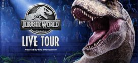 Jurassic World Live Tour brings Dinos to Life!
